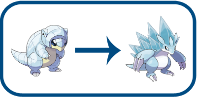 ice stone evolution