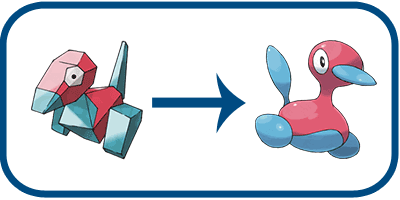 upgrade porygon2