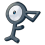 Unown icon