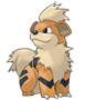 Growlithe icon